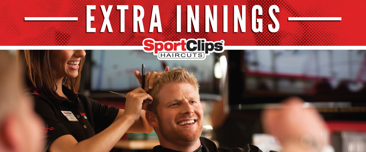 The Sport Clips Haircuts of Lafayette - Settlers Trace Extra Innings Offerings